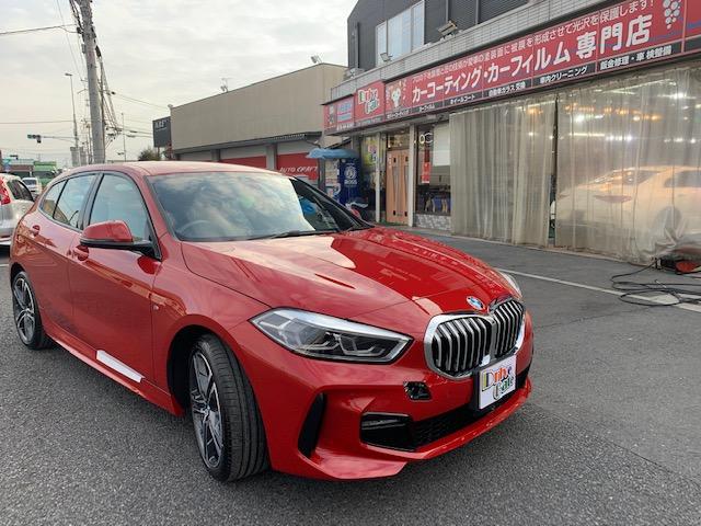 BMW118新型 ハイブリットG